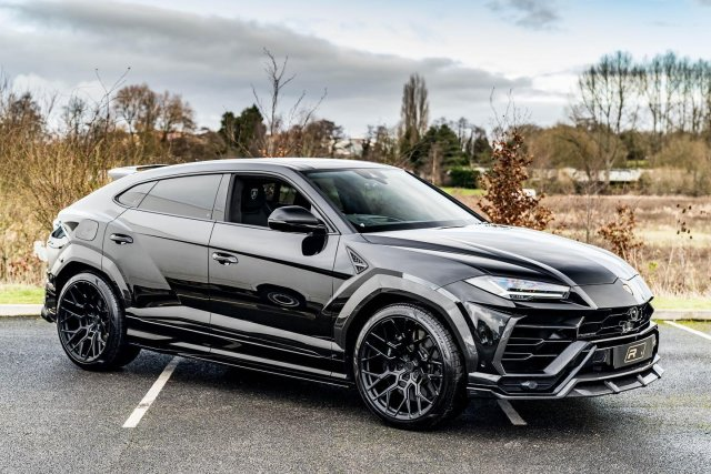 "The king of the SUVs just got a makeover thanks to @urbanautomotive with their @nerodesignltd Urus Carbon programme. Their styling pack comes with plenty of Carbon Fibre as well as a Performance Exhaust System. Sitting on 23"" Vossen wheels it's certainly one Urus not to miss.⁣ ⁣ Advert coming soon!⁣ ⠀⠀⠀ ⠀⠀⁣⁣⁣⁣⠀⁣ ———⁣ #lamborghini #urus #lamborghiniurus #cars #car #carsofinstagram #auto #supercars #carlifestyle #instacar #luxury #photography #automotive #like #racing #turbo #supercar #follow #instacars #carswithoutlimits #luxurycars #redlinesocial"