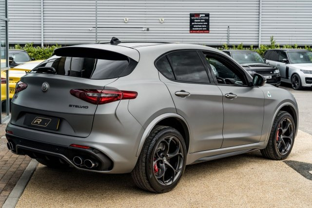 Welcome the Alfa Romeo Stelvio Quadrifoglio NRING. You would probably expect to find a supercar hidden behind its name but you'd be wrong, the Stelvio QV is an SUV & a crazy one at that. Grab the super-exclusive NRing Edition & you've got one mad SUV on your hands.⁣ ⁣ Full advert on our website, link in bio!⁣ ⠀⠀⠀ ⠀⠀⁣⁣⁣⁣⠀⁣ ———⁣ #alfa #alfaromeo #stelvio #stelvioquadrifoglio #stelvioquadrifoglionring #nring #cars #car #carsofinstagram #auto #supercars #carlifestyle #instacar #luxury #photography #automotive #like #racing #turbo #supercar #follow #instacars #carswithoutlimits #luxurycars #redlinesocial