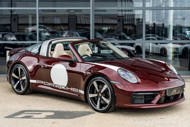 Porsche 911 992 4S Heritage Design Edition Targa now available. 2021 (21), 125 miles & yours for £172,950. Please call for the full specifications on this beauty!⁣ ⁣ Full advert on our website, link in bio!⁣ ⠀⠀⠀ ⠀⠀⁣⁣⁣⁣⠀⁣ ———⁣ #porsche #porsche911 #911targa #911targa4s #targaheritagedesignedition #cars #car #carsofinstagram #auto #supercars #carlifestyle #instacar #luxury #photography #automotive #like #racing #turbo #supercar #follow #instacars #carswithoutlimits #luxurycars #redlinesocial