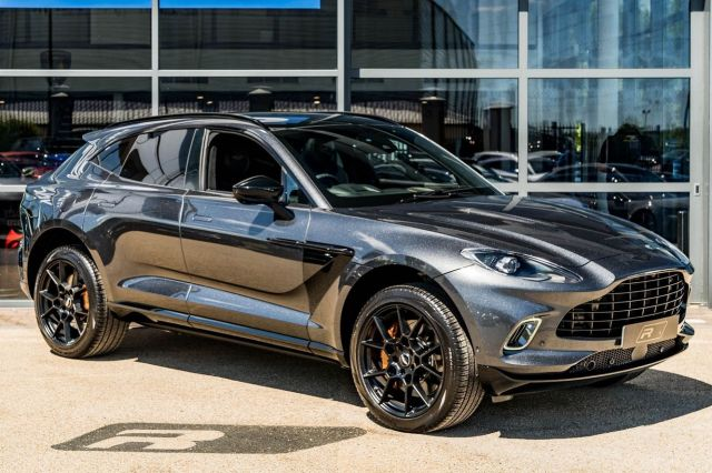 """""""Aston's first ever SUV is an interesting, exciting thing. It's an AM SUV that feels like one. Noisy, fun… and actually practical"""" - Topgear  Full advert on our website, link in bio! ⠀⠀⠀ ⠀⠀⠀ ——— #astonmartin #astonmartindbx #cars #car #carsofinstagram #auto #supercars #carlifestyle #instacar #luxury #photography #automotive #like #racing #turbo #supercar #follow #instacars #carswithoutlimits #luxurycars #redlinesocial"""
