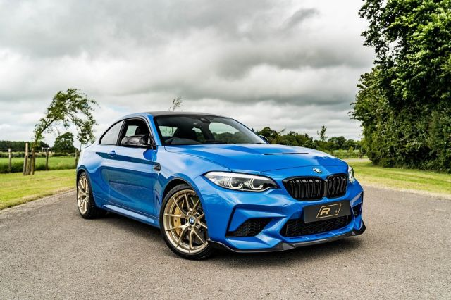 """Check this stunning BMW M2 in Misano Blue that's now available with only 257 miles covered.  Features include; M Carbon Ceramic Brakes, Anthracite Alcantara / Merino Leather, 19"""" Alloy Wheels, Reversing Assist Camera, Seat Adjustment - Front Electric with Driver Memory.  Full advert on our website, link in bio! @cim_redline 📸 ⠀⠀⠀ ⠀⠀⠀ ——— #bmw #bmwm2 #cars #car #carsofinstagram #auto #supercars #carlifestyle #instacar #luxury #photography #automotive #like #racing #turbo #supercar #follow #instacars #carswithoutlimits #luxurycars #redlinesocial"""