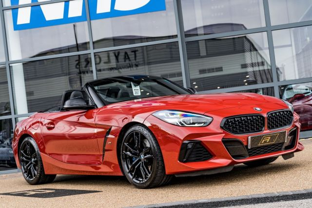Pocket rocket alert 🚨  2019 (19) BMW Z4 in San Francisco Red is now in stock. Features include; Shadowline Plus Pack, Comfort Package, Visibility Package, Technology Package.  Full advert on our website, link in bio! ⠀⠀⠀ ⠀⠀⠀ ——— #bmw #bmwz4 #cars #car #carsofinstagram #auto #supercars #carlifestyle #instacar #luxury #photography #automotive #like #racing #turbo #supercar #follow #instacars #carswithoutlimits #luxurycars #redlinesocial