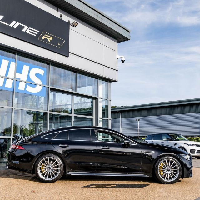 2020 (70) Mercedes-Benz AMG GT 4.0 63 V8 BiTurbo S in Obsidian Black Metallic is now in stock. With only 8,672 miles on the clock, 1 previous owner & Rear Luxury Lounge Package, it's yours for £119,900.  Full advert on our website, link in bio! ⠀⠀⠀ ⠀⠀⠀ ——— #mercedes #mercedesgt #amg #63s #cars #car #carsofinstagram #auto  #supercars #carlifestyle #instacar #luxury #photography #automotive #like #racing #turbo #supercar #follow #instacars #carswithoutlimits #luxurycars #redlinesocial